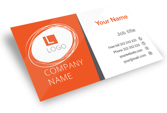 Custom business card printing online make color rich business cards colourmoves